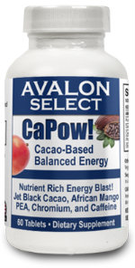 CaPow! Cacao Energy Supplement
